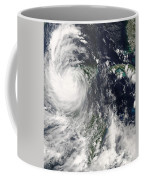 Hurricane Dean Coffee Mug