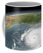 Hurricane Rita Coffee Mug