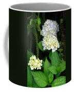 Hydrangea Blooming Coffee Mug