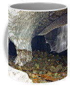 Ice Caves Coffee Mug