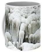 Icicles Coffee Mug