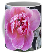 Icy Rose Coffee Mug