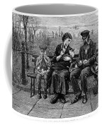 Immigrants: Castle Garden Coffee Mug