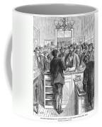 Immigration: Citizenship Coffee Mug