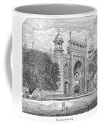 India: Taj Mahal Coffee Mug
