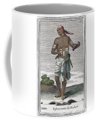 Indian Percussive Rattle Coffee Mug
