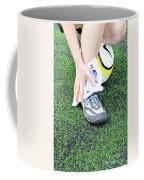 Injured Ankle Coffee Mug