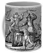 Ireland: Cruelties, C1600 Coffee Mug