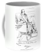 Isaac Disraeli (1766-1848) Coffee Mug