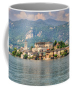 Island San Giulio Coffee Mug