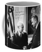 J. Robert Oppenheimer Coffee Mug by Granger