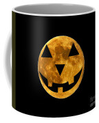 Jack-o-lantern Moon Coffee Mug