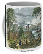 Jamestown Coffee Mug