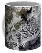 January 2, 2009 - Cloud Simulation Coffee Mug by Stocktrek Images
