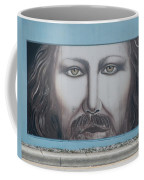 Jesus On The Street Coffee Mug