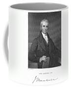 John Marshall (1755-1835) Coffee Mug by Granger