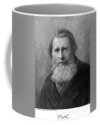 John Ruskin (1819-1900) Coffee Mug