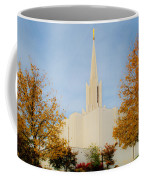 Jordan River Temple Coffee Mug