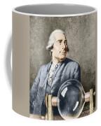 Joseph-michel Montgolfier, French Coffee Mug
