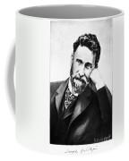 Joseph Pulitzer (1847-1911) Coffee Mug