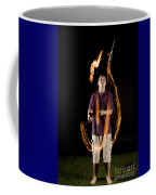 Juggling Fire Coffee Mug
