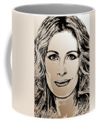 Julia Roberts In 2008 Coffee Mug
