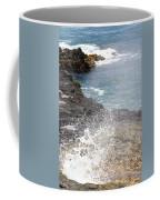 Kauai Spray Coffee Mug