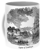 King Georges War, 1745 Coffee Mug