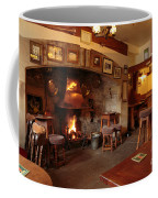 Kings Head Pub Kettlewell Coffee Mug by Louise Heusinkveld