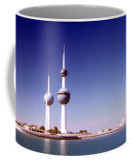 Kuwait Towers Coffee Mug