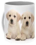 Labrador Retriever Puppies Coffee Mug