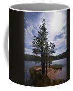 Lake Huosius At Hossa Coffee Mug