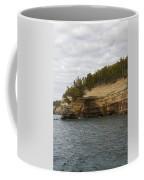 Lake Superior Pictured Rocks 50 Coffee Mug