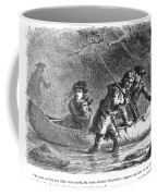 Last Of The Mohicans, 1872 Coffee Mug