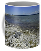 Leelanau Michigan Beach Coffee Mug