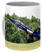 Lift Off Coffee Mug by Greg Fortier