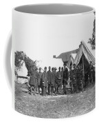 Lincoln & Mcclellan Coffee Mug