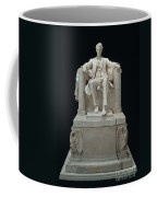 Lincoln Memorial: Statue Coffee Mug