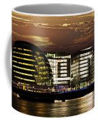 London City Hall At Night Coffee Mug