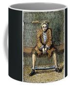 London: Debtors Prison Coffee Mug