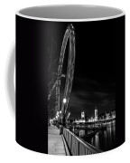 London Eye And London View Coffee Mug
