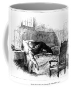 Longfellow: Evangeline Coffee Mug