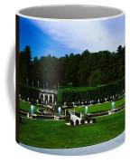Longwood Gardens Fountain Garden Coffee Mug