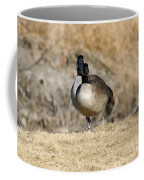 Look One Leg Coffee Mug