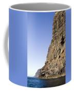 Los Gigantes Cliffs Coffee Mug