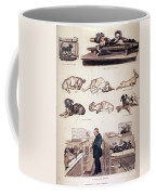 Louis Pasteur, French Chemist Coffee Mug