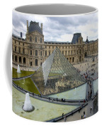 Louvre Museum. Paris Coffee Mug