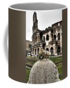 love locks in Rome Coffee Mug