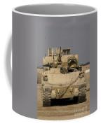 M2m3 Bradley Fighting Vehicle Coffee Mug
