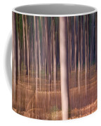 Magical Forest At Sunset Coffee Mug